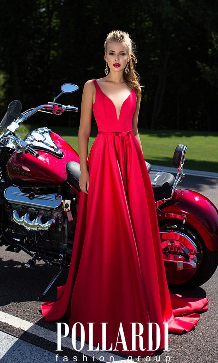 Novia de rojo