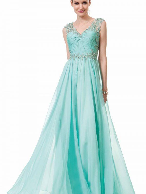 Vestido De Fiesta Colors 1135