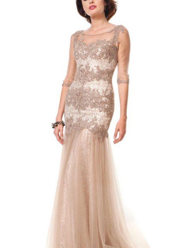 Vestido De Madre 1201