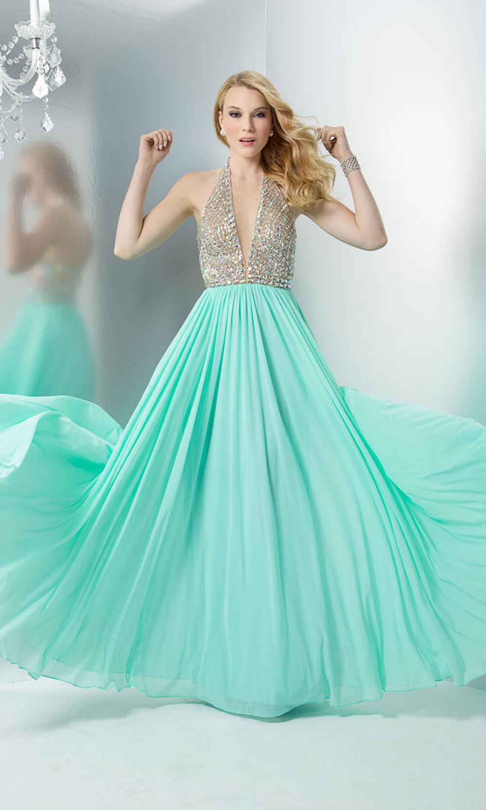 Vestido de Fiesta 1387