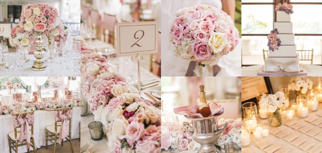 Bodas rom nticas estilo caracter sticas dise o lanovea for Decoracion boda romantica