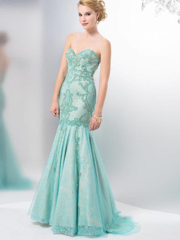 Vestido De Fiesta 1452