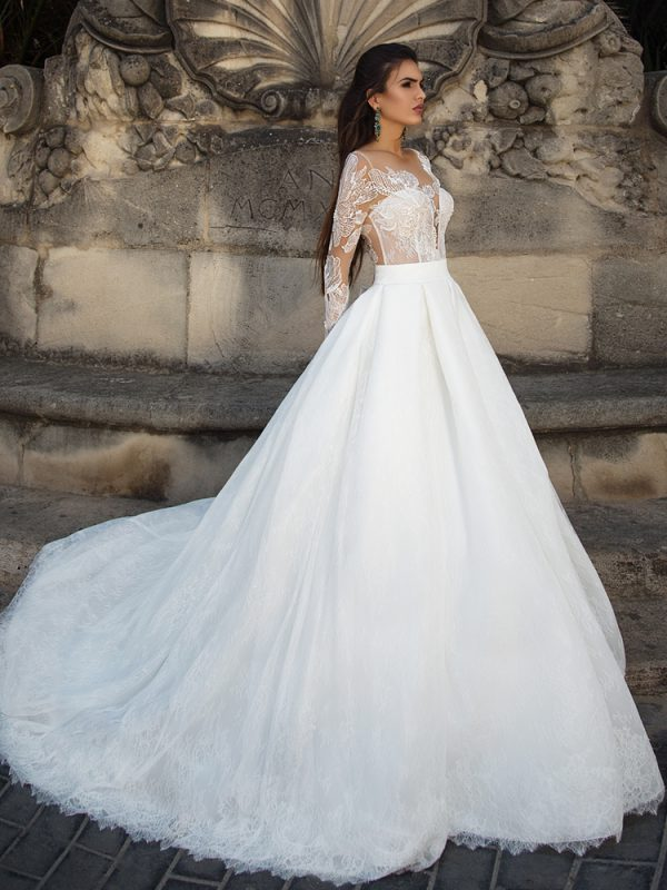 traje de novia en santo domingo