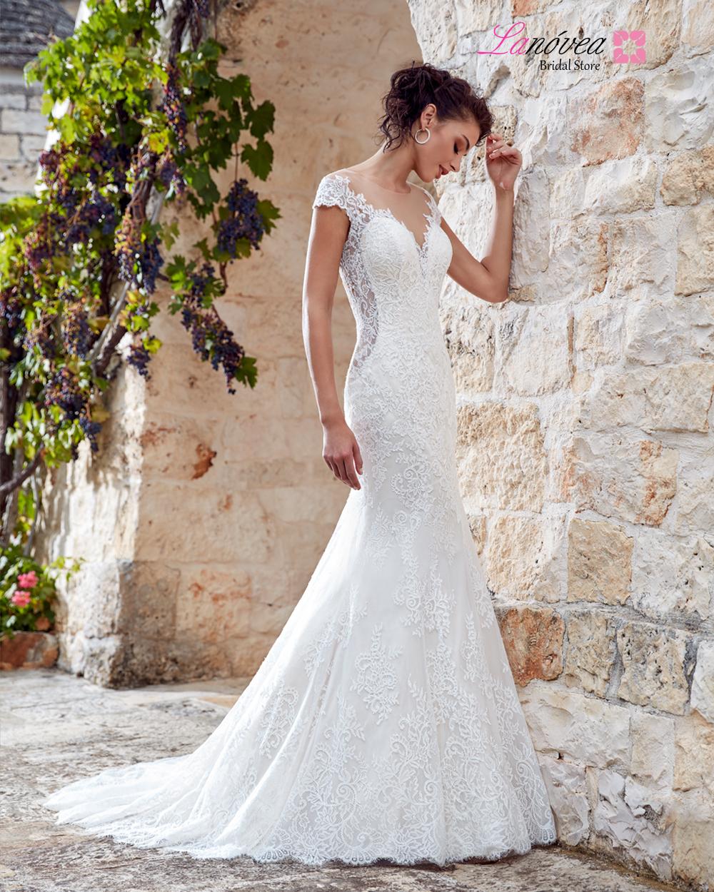 Alquiler de vestidos de novia lara