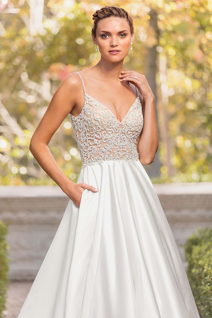 los mejores vestidos de novias princesas