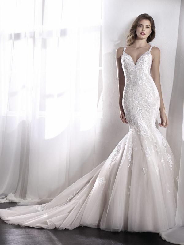 Sensual Mermaid Wedding Dress