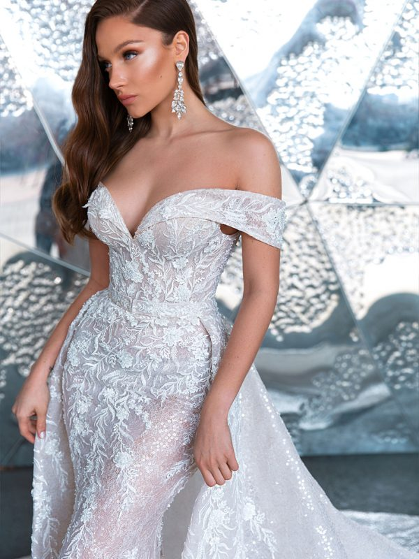 Couture bridal design