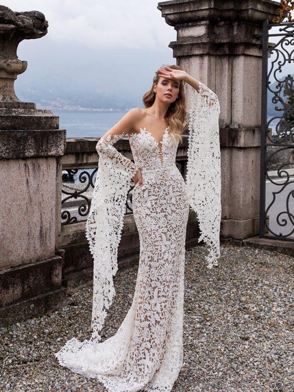 vestido de novias de alta costura