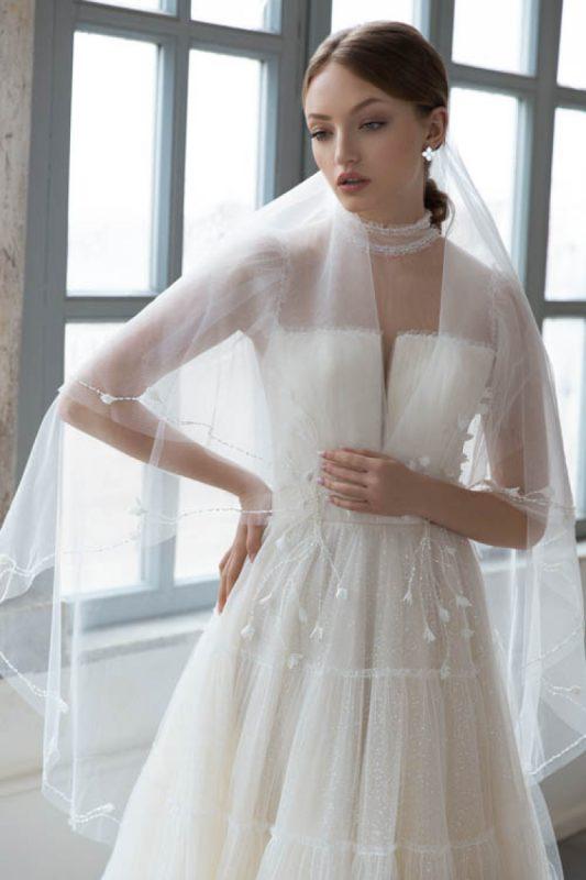 peinado novia moderna