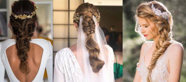 peinado novias modernas