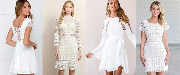 vestido de novia sencillos