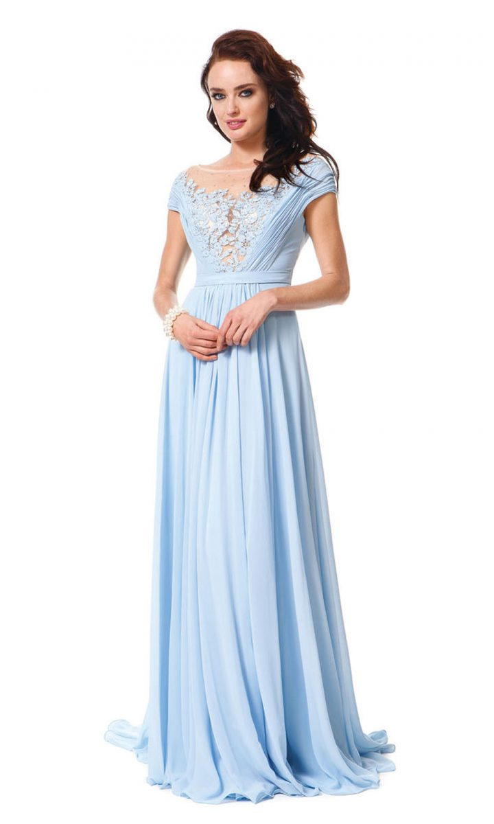 Vestido de fiesta 1191