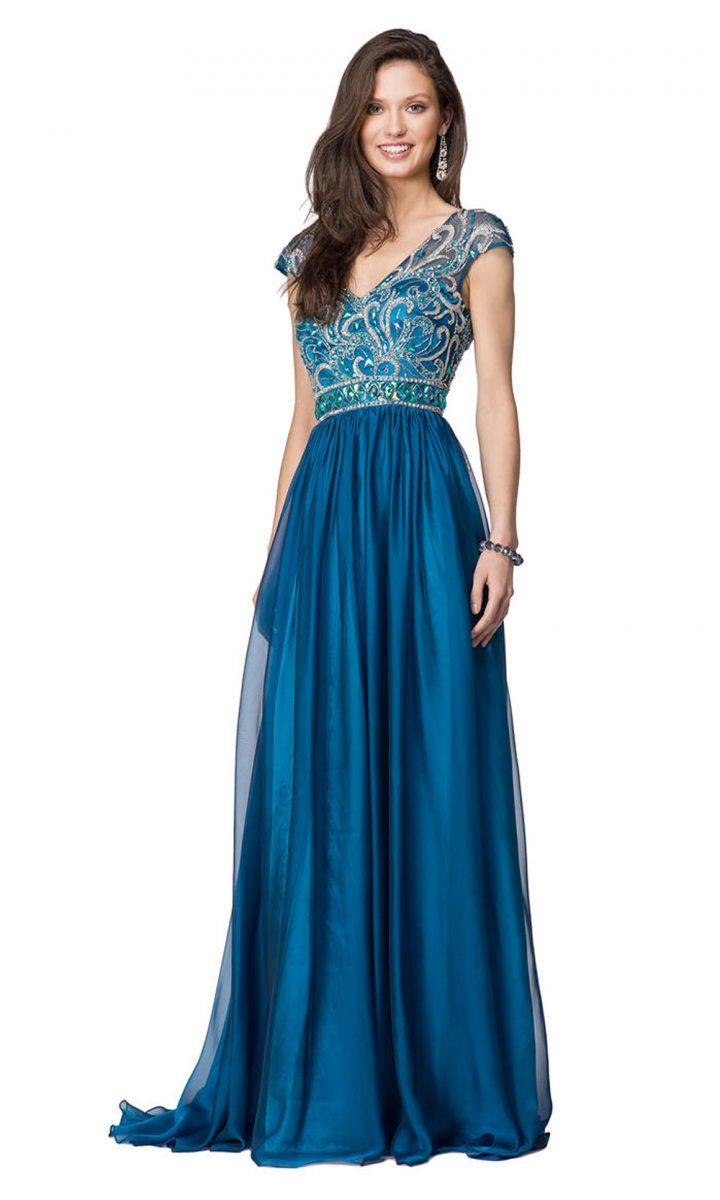 Vestido de fiesta 1286