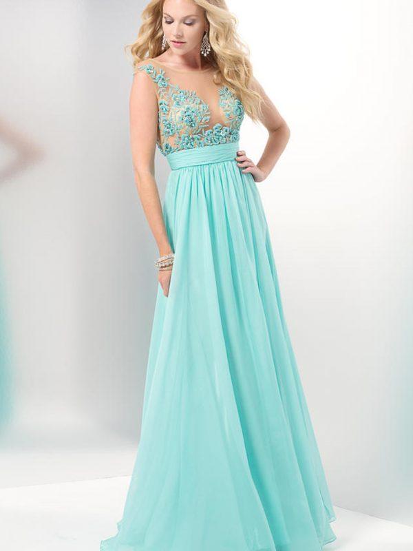Vestido De Fiesta Colors 1387