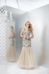 vestido de fiesta 1341