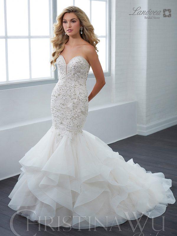 Vestidos de novias 2018