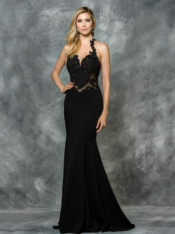 Elegante Vestido Soberano 2018