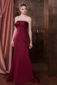 colors dress 1784