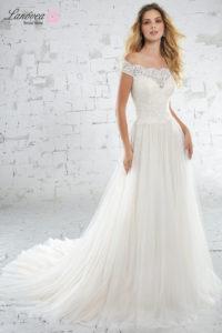 Vestido romantico de bodas