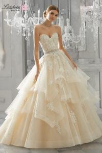 Vestido para princesa