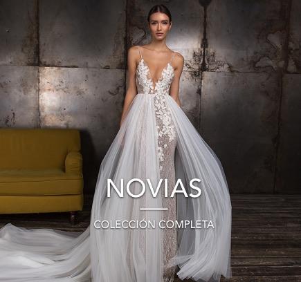 Venta de vestidos de novia modernos
