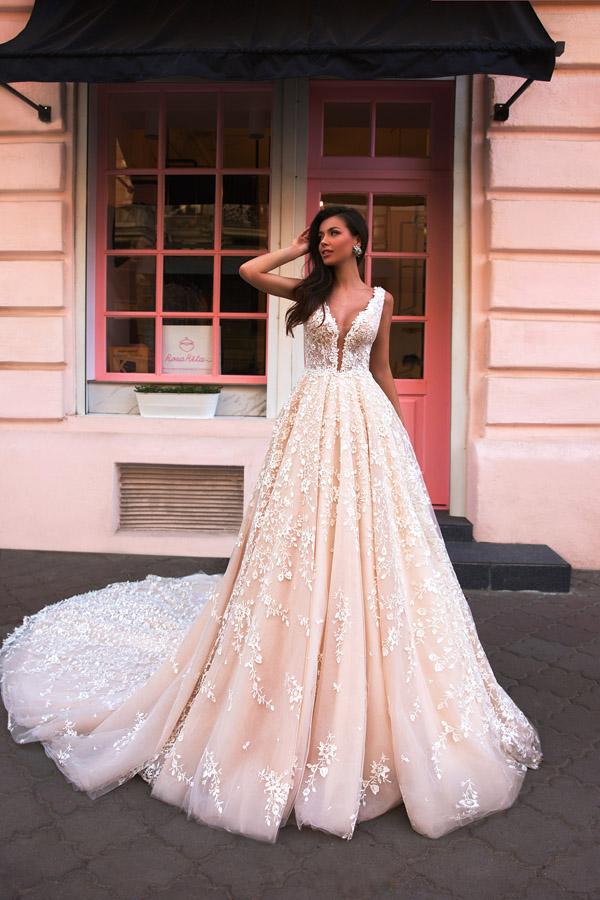 vestidos de novia en Punta Cana