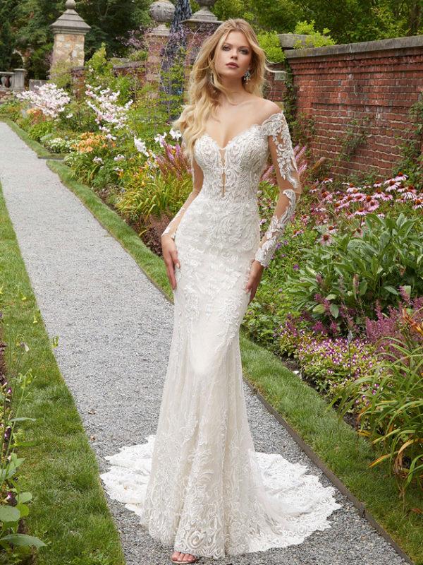 wedding dress Dominican Republic