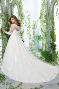 Vestido de novia plus