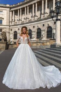 Vestido de novia couture
