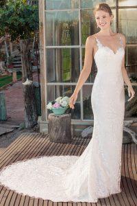 vestido para boda de día