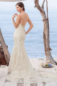 Vestido para bodas de destino