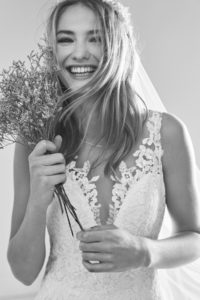 vestido de novia sensual