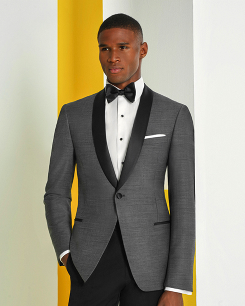 tuxedo etiqueta formal para caballeros