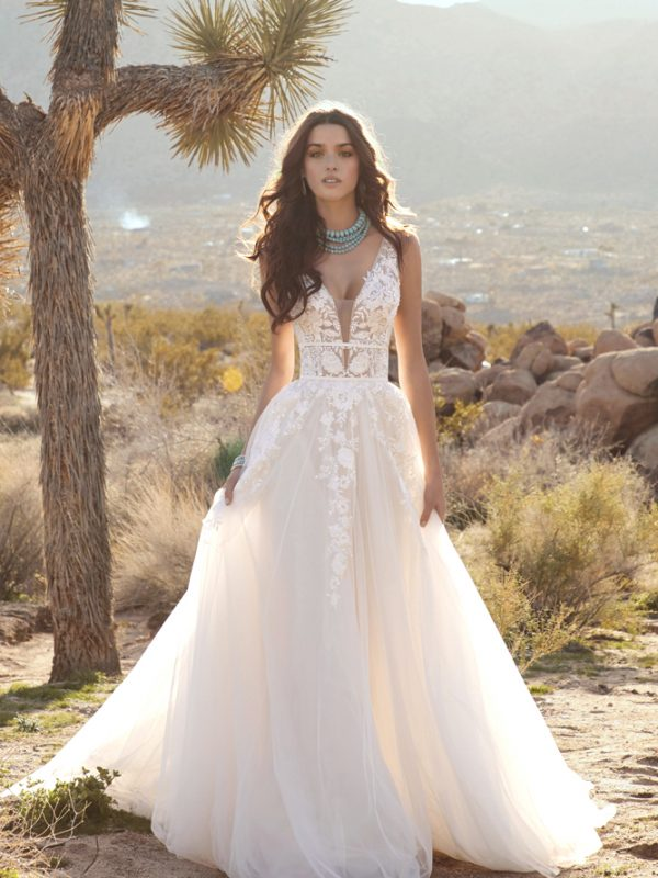 Ultimas Tendencias En Vestidos De Novias