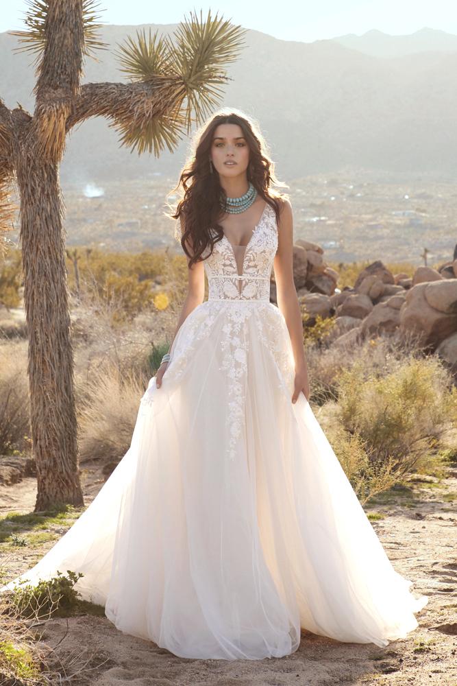 Ultimas tendencias en vestidos de novias