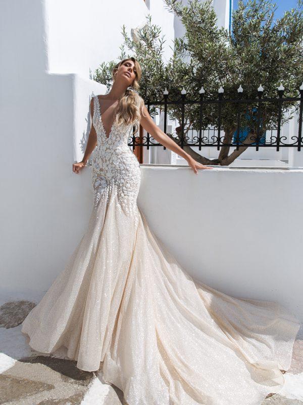 Diseño De Vestido De Novias