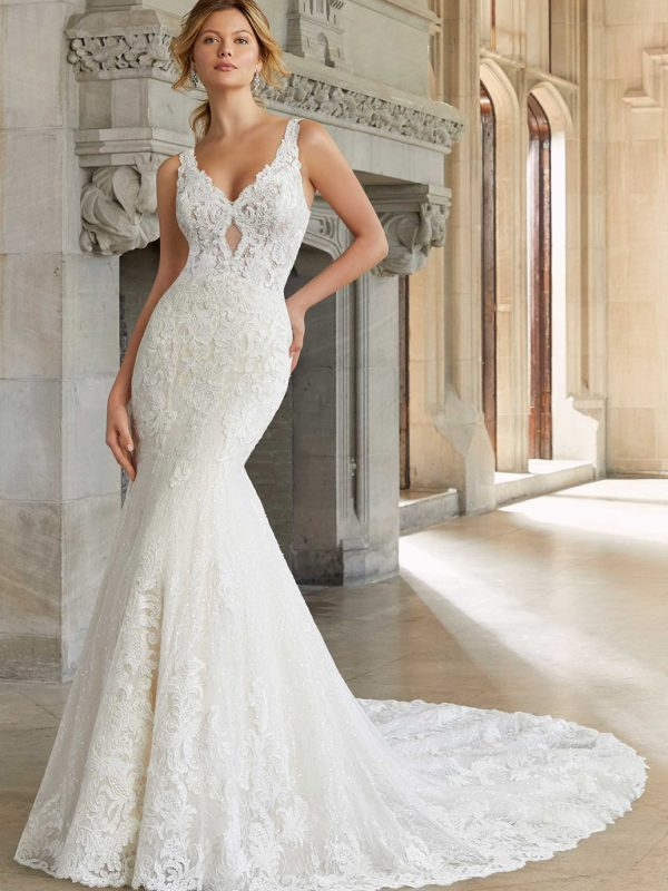 Confección de vestidos de novias