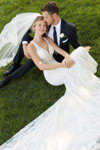 Vestido de novias sirena