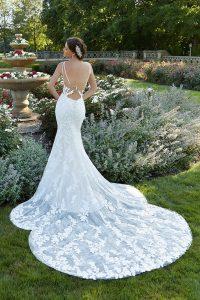 Sensual diseño de novias