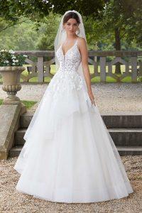 Vestido de novias princesa