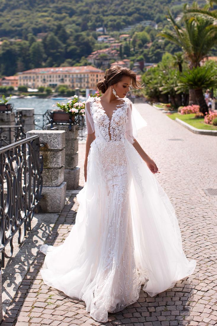 tendencia trajes de novias 2020