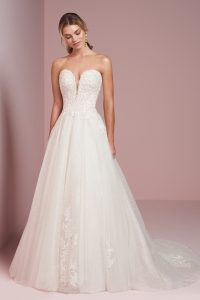 vestidos de novias en tendencia