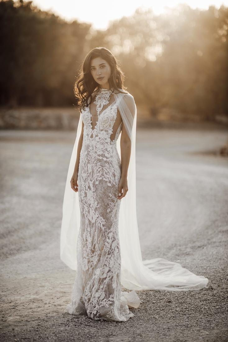 Vestido de novia fashion
