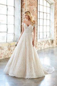 Vestido de novia en Santiago