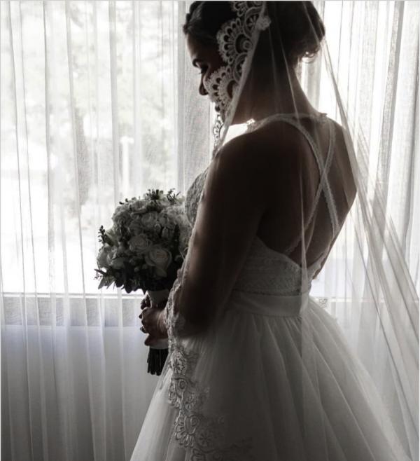 Vestidos de novia sencillos y elgantes