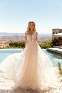 Vestido de Novia Elly Giselle
