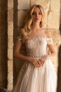 Vestido de Novia Elly Ivetta