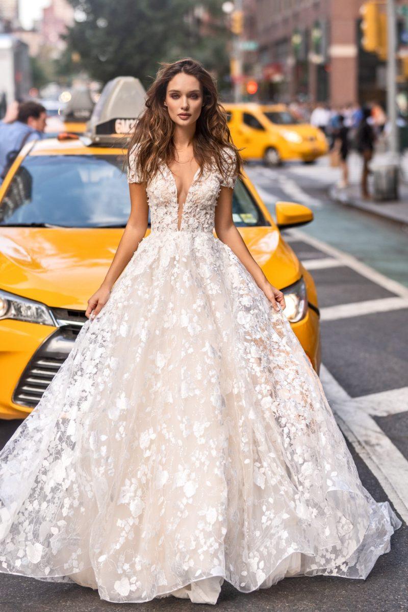 Vestido de Novia Elly Lory
