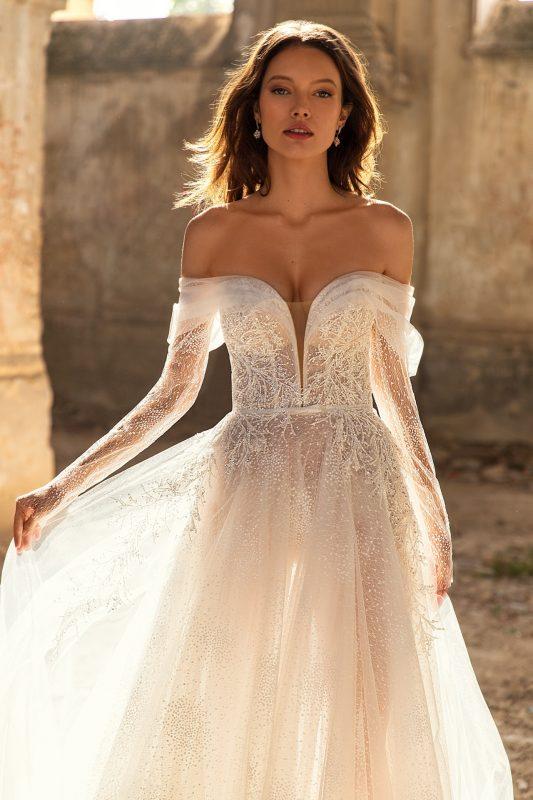 Vestido de Novia Eva Alisia