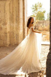 Vestido Novia Eva Ivet